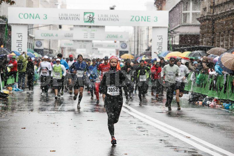 Ljubljana Marathon begins on Sunday