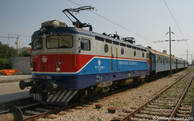 Croatian railways ready to reconstruct their network