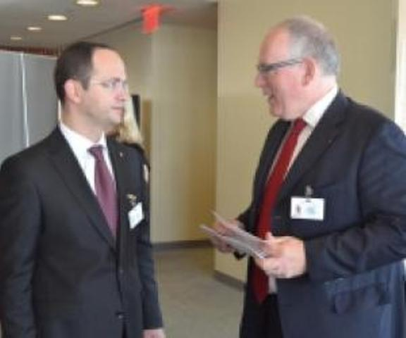 Bushati-Timmermans: Integration path is difficult, Holland offers support