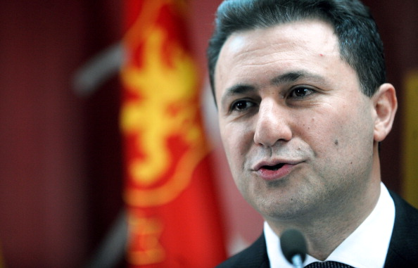 Gruevski in Brussels on the progress report and the name dispute
