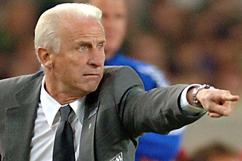 Trapattoni praises Croatia's national football team coach