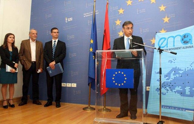 EU ambassador Sequi: Democratic processes for integration must be comprehensive