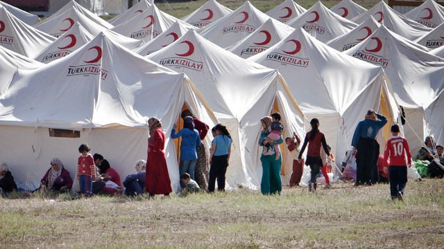 TURKEY: 600.000 refugees from Turkey