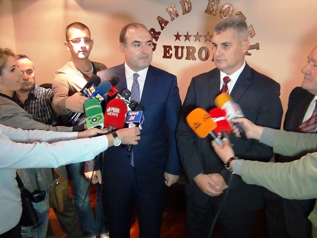 Haxhinasto with Brajovic: More cooperation in infrastructure
