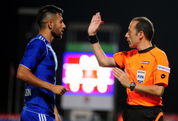 Turkish referee Cuneyt Cakir appointed for Olimpique de Marseille – Napoli match