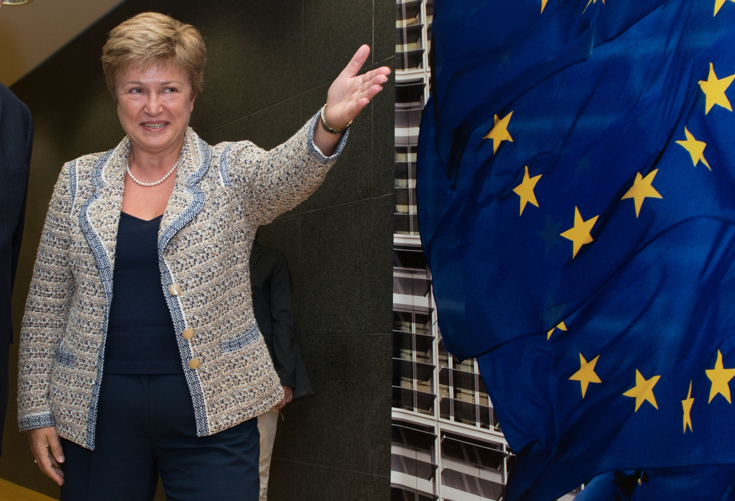 Georgieva: EU has approved financial aid to help Bulgaria cope with refugee situation