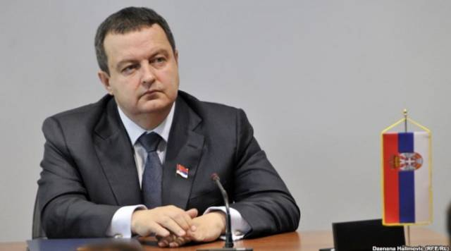 Serbian PM Dacic to visit Kosovo tomorrow