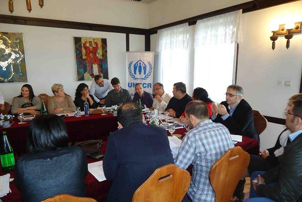 Over 1100 refugees from the war in Kosovo still in FYR Macedonia