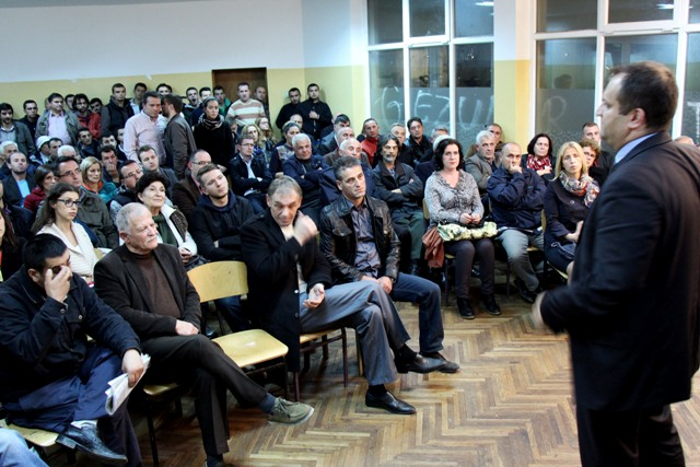 Candidate for mayor of Pristina: Support for Self Determination is growing