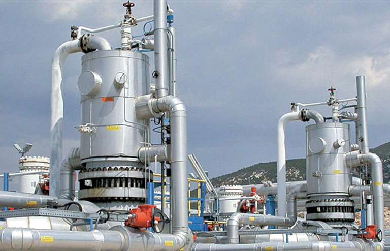 The European Commission authorises €134 million aid for Greek gas infrastructure projects