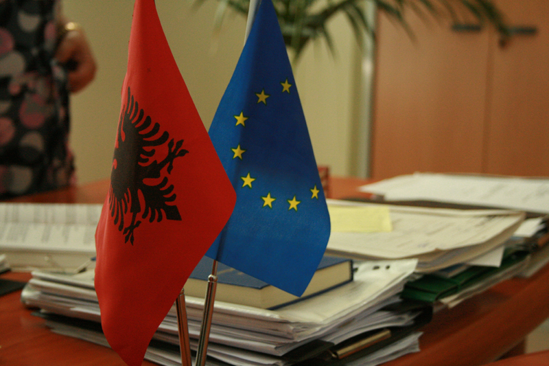 Key findings of the 2013 Progress Report on Albania