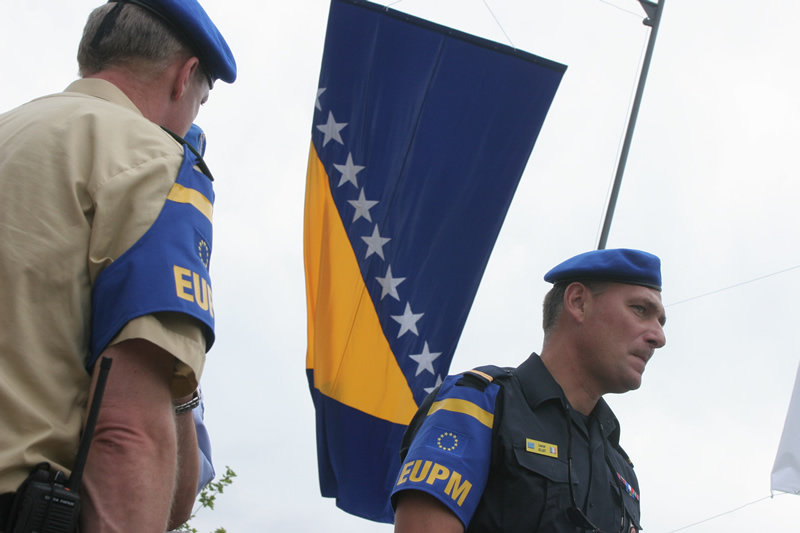 Key findings of the 2013 Progress Report on Bosnia  and Herzegovina