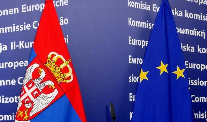 Key findings of the Progress Report on Serbia
