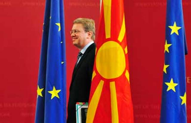 Key findings of the 2013 Progress Report on the former Yugoslav Republic of Macedonia