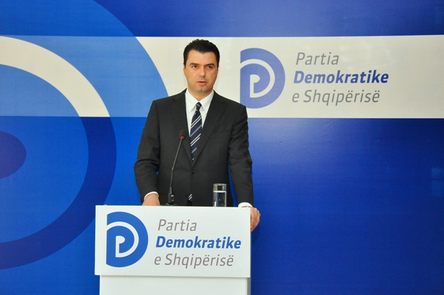 Leader of DP Basha: Left wing government had the status ready