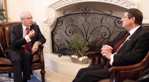 EC President visits Cyprus