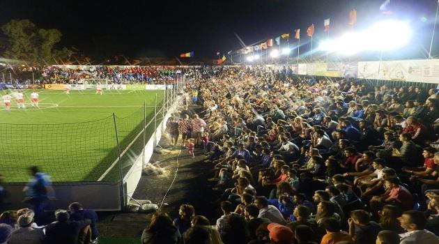 Romania, the new mini-Euro Champion for 2013