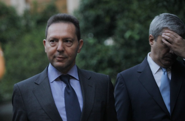 Greek Government spokesman denies Finance Minister will be axed