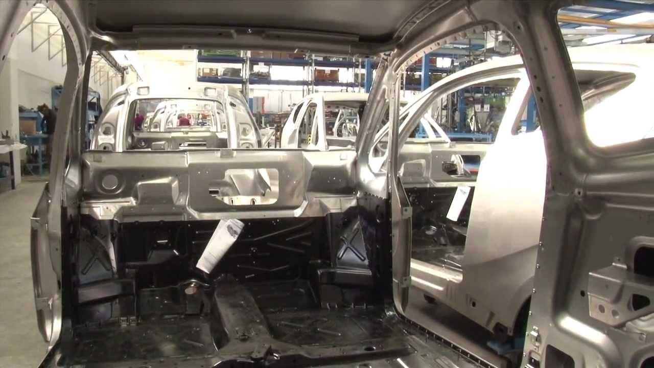 Italian automotive company opens plant in Slovenia