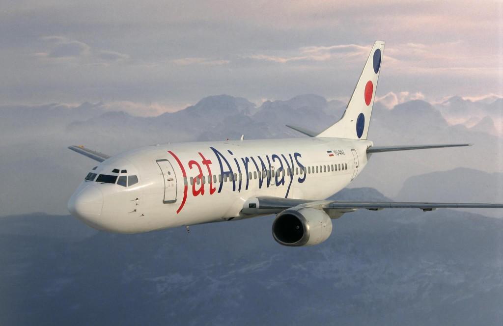 JAT Airways flies to history