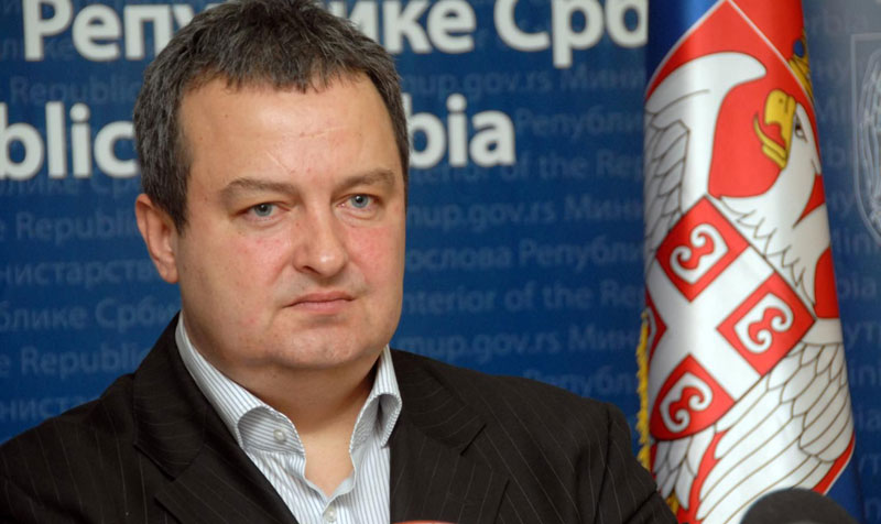 Serbian PM faces threats