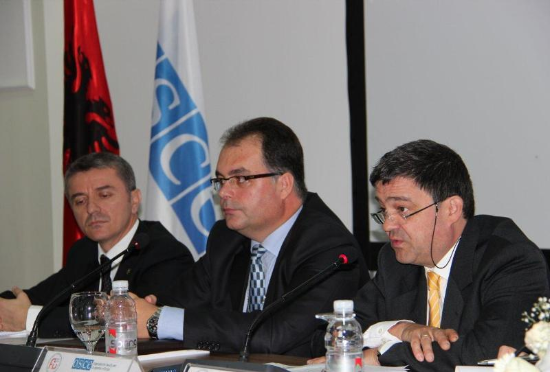 OSCE supports regional co-operation against money laundering, corruption in South Eastern Europe