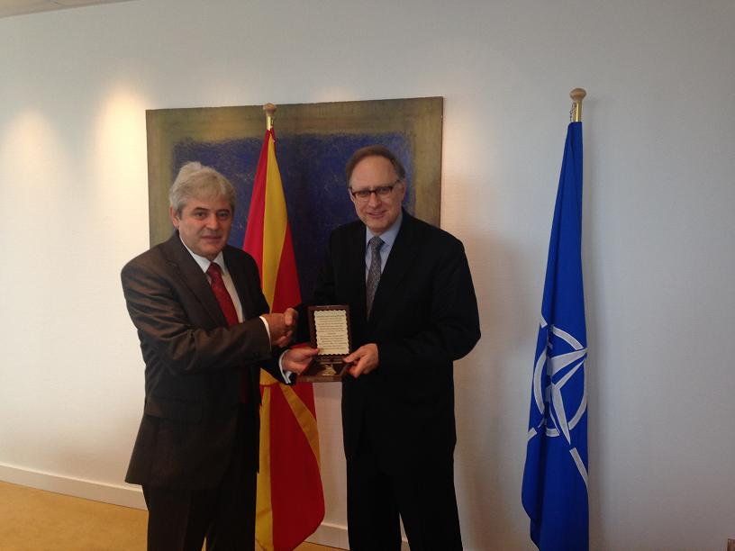Leader of BDI demands NATO intermediacy to break the name dispute deadlock