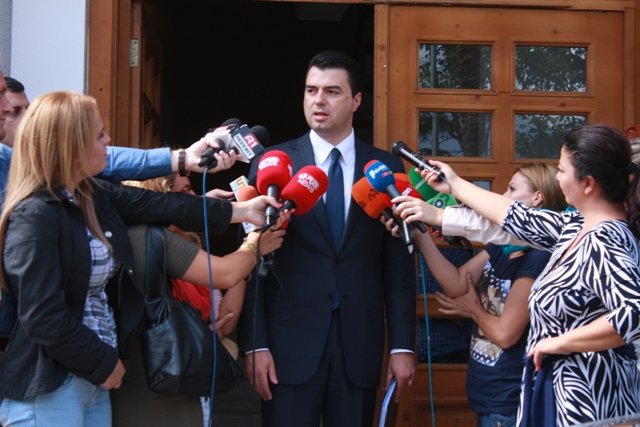 Leader of DP Basha: Rama doesn't want consensus, but the submission of the opposition