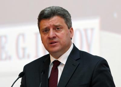 Ivanov to meet with Macedonian minority today in Pogradec