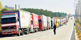 Dispute disrupts truck traffic at Turkish – Bulgarian border