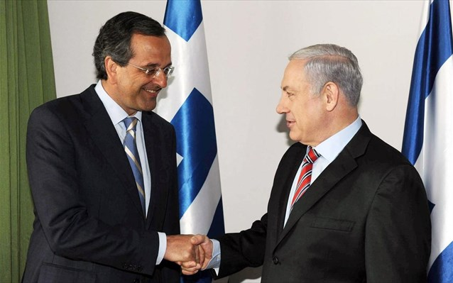 Greece, Israel look to closer cooperation on energy issues