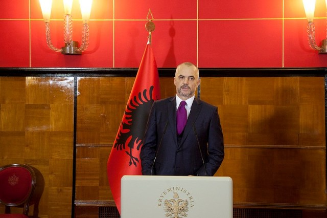 Premier Rama: Our foreign policy consists on zero problems with the neighboring countries