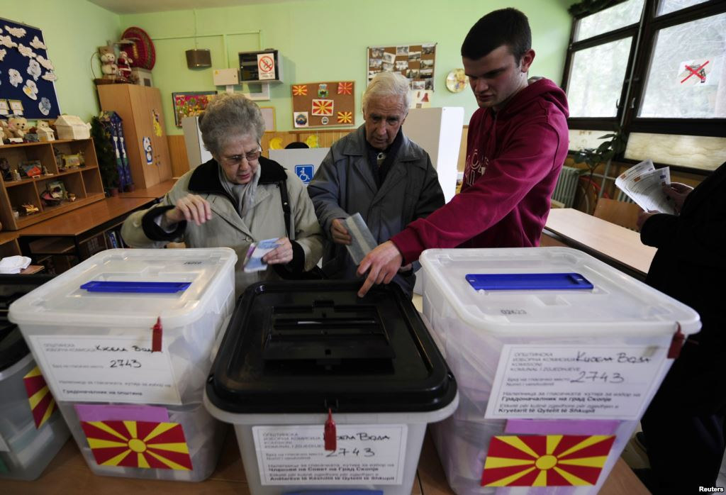 Debates about early elections in FYROM grow