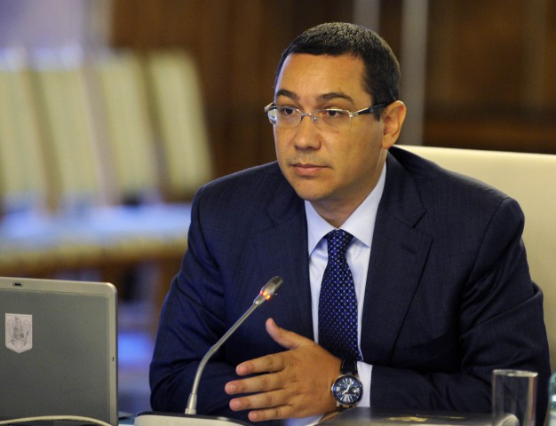 Ponta calls upon foreigners to invest in Romania