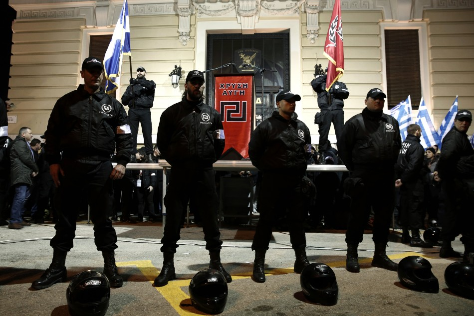 Prosecutors order investigation over Golden Dawn's financial status
