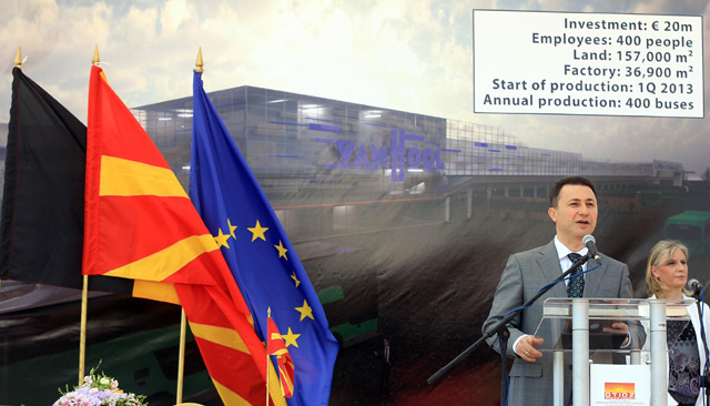Bavarian companies interested to invest in FYROM