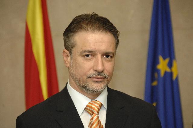 Cervenkovski doesn't comment on the warnings for his arrest