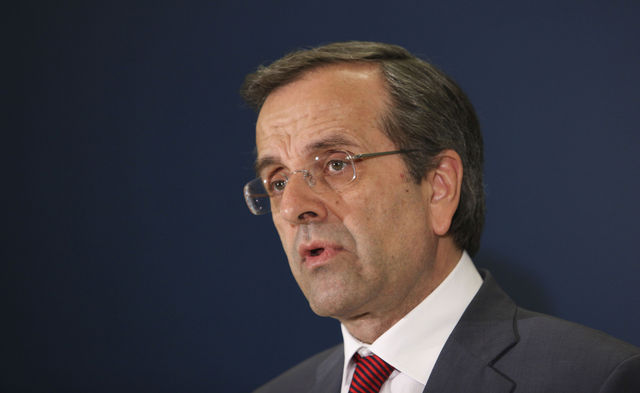 Premier Samaras travels to Israel