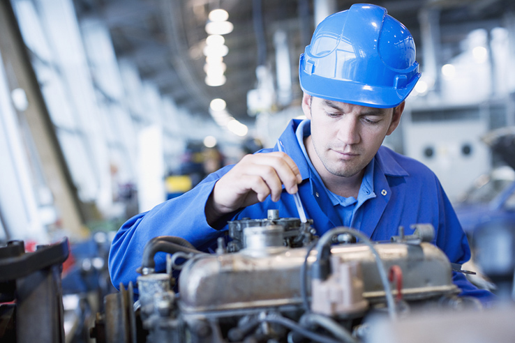 New orders in Romanian industry increase in 8-month basis