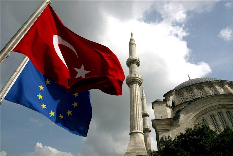 Turks don't believe in EU accession