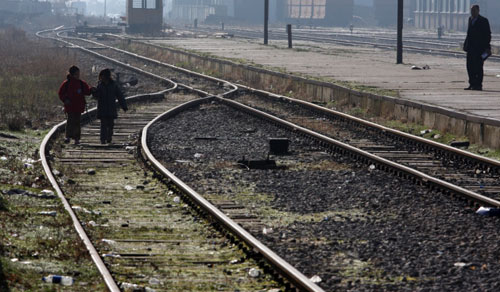 8 companies to participate in the tender for the railway linking FYROM to Bulgaria