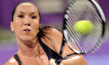 Jankovic heads for the WTA's semifinals