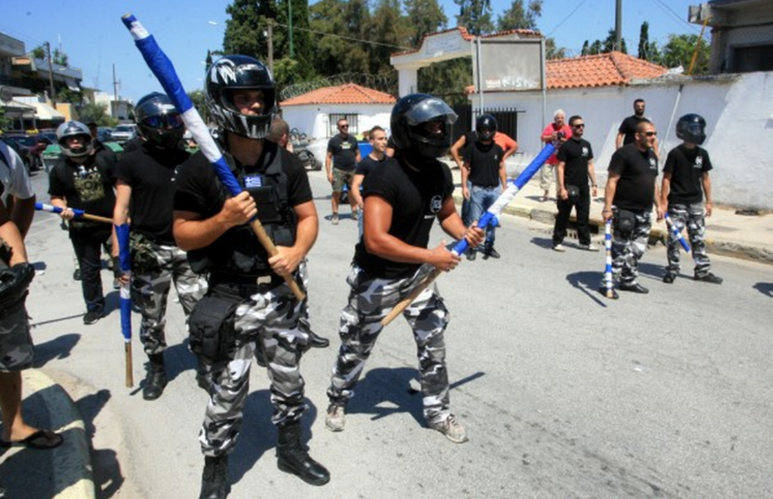 Key suspect to testify before prosecutor about Golden Dawn's attack in Perama
