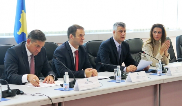 Premier Thaci: Decision for the visas will be taken in autumn