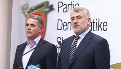 PDSH and RDK toward unification in the Albanian opposition camp in FYROM