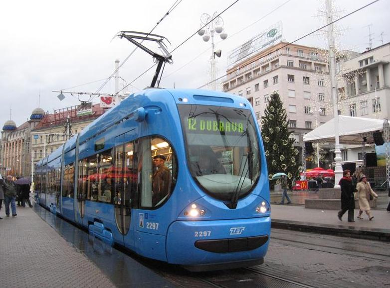 Zagreb's public transport remains the most expensive in Europe