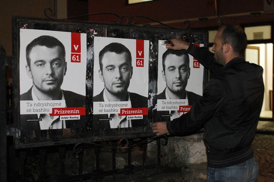 Electoral campaign kicks off in Kosovo