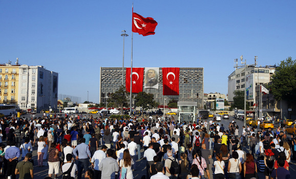 Relatives of Gezi victims count in Europe's condemnation against atrocities