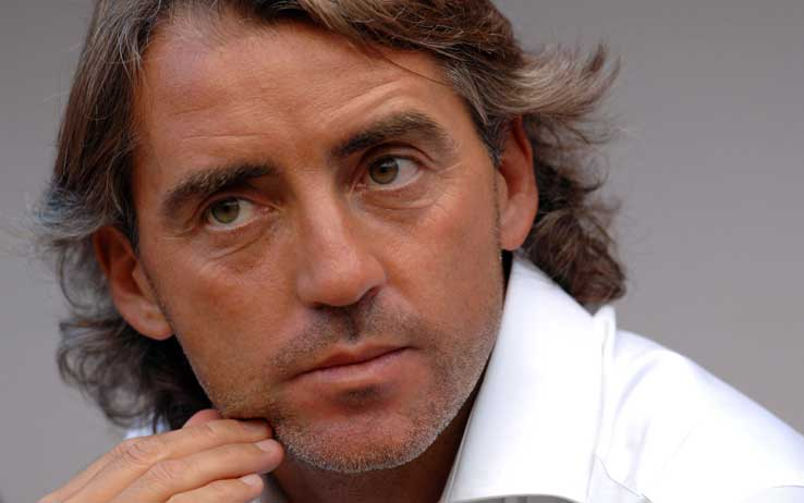 Mancini's challenging test as the new coach of Galatasaray