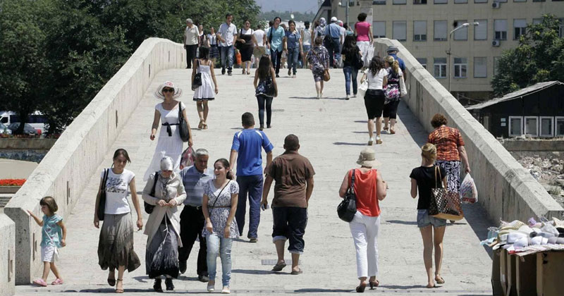 There will not be a census of the population in 2014 in FYROM